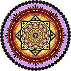 OM Mandala by ramanandr