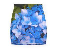 Blue Hydrangea  Mini Skirt