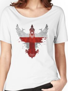 The Art Painting Of England Women's Relaxed Fit T-Shirt