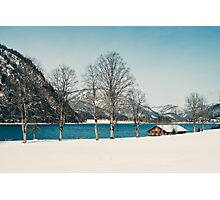 Achensee Lake Austria Photographic Print