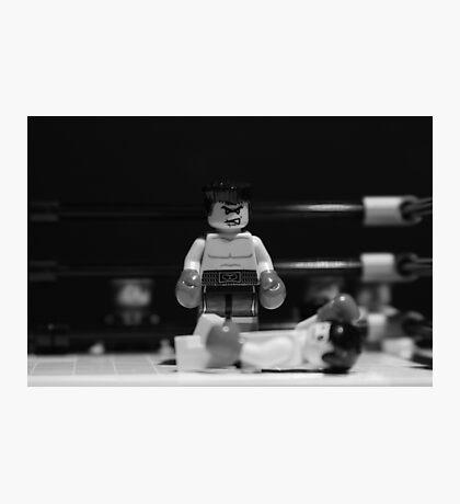 Ali vs Liston Photographic Print