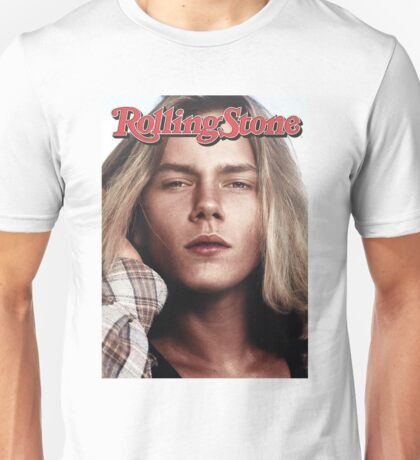 River Phoenix (Rolling Stone Magazine) Unisex T-Shirt