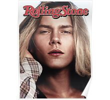 River Phoenix (Rolling Stone Magazine) Poster