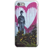Love Chaplin.... iPhone Case/Skin