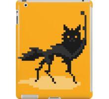 Canis Lupus (Pixel-art) iPad Case/Skin