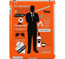 Sterling Archer — Quotes iPad Case/Skin