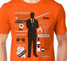Sterling Archer — Quotes Unisex T-Shirt