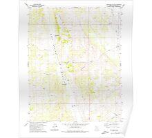 USGS TOPO Map Arizona AZ Dutchman Draw 311218 1979 24000 Poster