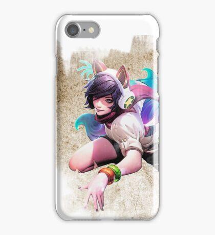 Arcade Ahri Paper iPhone Case/Skin