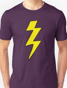 Scott Pilgrim VS the World - Lightning Bolt Shirt - Knives Chow Unisex T-Shirt