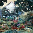 Flower House  by Monica Vanzant