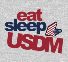 EAT SLEEP USDM (5) by PlanDesigner