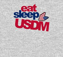 EAT SLEEP USDM (5) Unisex T-Shirt