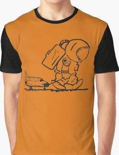 Space Shuttle Graphic T-Shirt