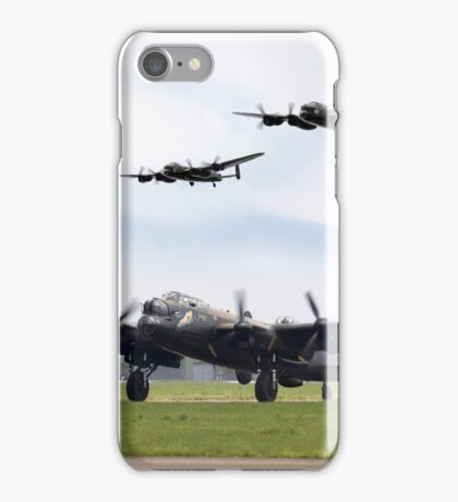 3 Lancs iPhone Case/Skin