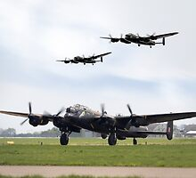 3 Lancs by J Biggadike