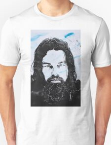 Leonardo DiCaprio - The revenant Unisex T-Shirt