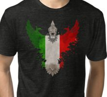 The Art Painting Of Italy Tri-blend T-Shirt