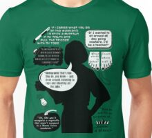 Malory Archer — Quotes Unisex T-Shirt