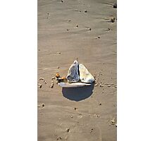 Sailing By! Photographic Print