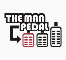 The Man Pedal (2) by PlanDesigner