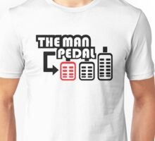 The Man Pedal (2) Unisex T-Shirt