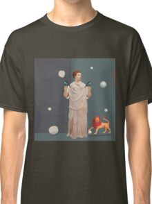 ●◐◑phases of the moon●◐◑ Classic T-Shirt