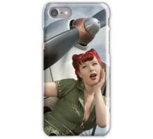 Aviator Sweetheart iPhone Case/Skin