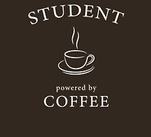 Student, powered by coffee Unisex T-Shirt