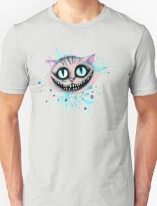 Cheshire Watercolor  Unisex T-Shirt