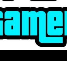 Supreme Gamer (Blue) Sticker