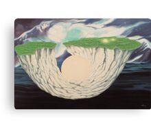 Mysterious World Canvas Print