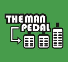 The Man Pedal (3) by PlanDesigner