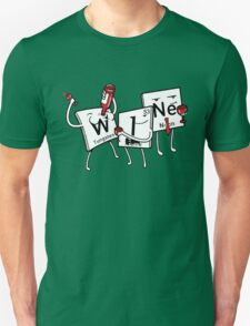 Wine Element Unisex T-Shirt