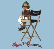 Short Film Director Kids Tee