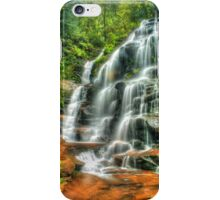 Sylvia Falls in HDR iPhone Case/Skin