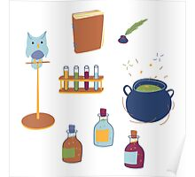 Potions Class Poster
