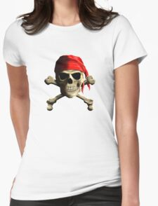 Jolly Roger Womens Fitted T-Shirt