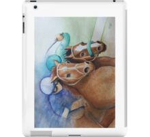 """ON THE RAIL"" iPad Case/Skin"