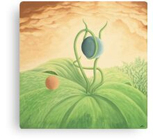 Playing with planets Canvas Print
