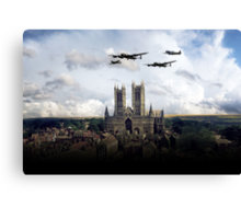 The Arrival of VeRA  Canvas Print