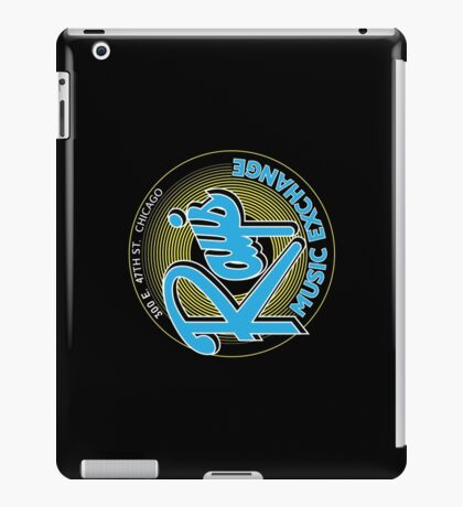 Ray's Music Exchange - Blue Variant iPad Case/Skin