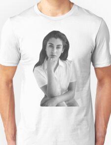 Lauren Jauregui Fifth Harmony Teen Vogue Unisex T-Shirt