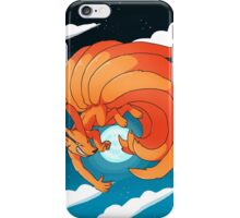 Nine Tailed Fox iPhone Case/Skin