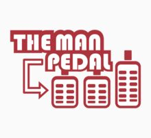The Man Pedal (6) Kids Clothes