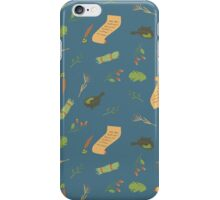 Herbology Class iPhone Case/Skin