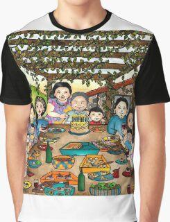 Nonno's Birthday Graphic T-Shirt