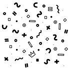 Random geometrical math by DariaNK