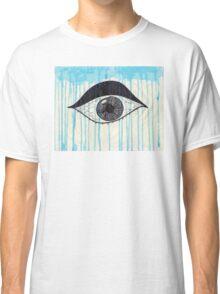 Crying Eye Classic T-Shirt