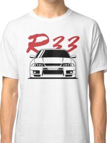 Skyline R33 GTR Classic T-Shirt